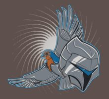 Hawks of Silver T-Shirt