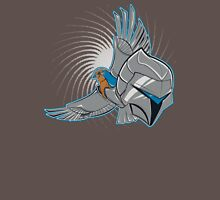 Hawks of Silver Unisex T-Shirt