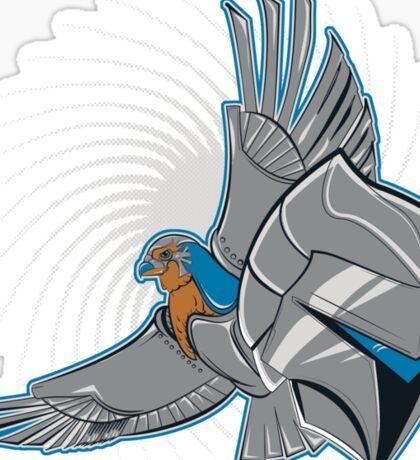 Hawks of Silver Sticker