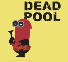 Dead Pool Minion by sonicfan114