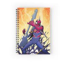 Watch out! Spiral Notebook