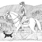 A ride in the country by Diana-Lee Saville