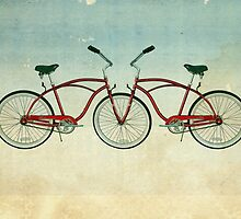 2 bikes 3 wheels by Vin  Zzep