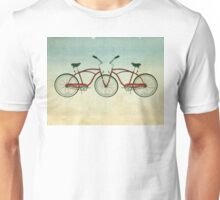 2 bikes 3 wheels Unisex T-Shirt