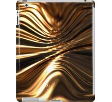 Gold Reflections iPad Case/Skin
