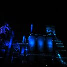 Bethlehem, PA: Bathed in Blue by ACImaging