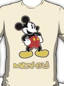 Mickey (Black Border) T-Shirt