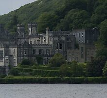 Kylemore Abbey, Co. Galway, Ireland by Allen Lucas