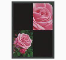 Pink Roses in Anzures 2 Blank Q2F0 Kids Tee