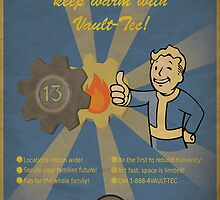 Vault Tec by cloakrunner