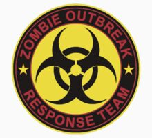 Zombie Response Team - Walking Dead  by sturgils