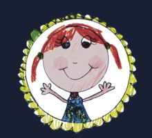 Portrait of my Sister by Iris Street. Kids Clothes
