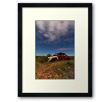 Silverton FJ Framed Print