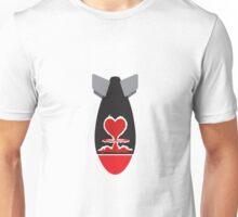 Bombing for Peace Unisex T-Shirt