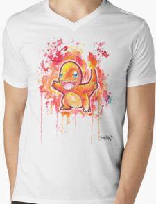 Cool Charmander Watercolor Tshirts + More! ' Pokemon ' Jonny2may T-Shirt