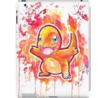 Cool Charmander Watercolor Tshirts + More! ' Pokemon ' Jonny2may iPad Case/Skin