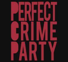Bakuman- Perfect Crime Party t-shirt by vergil