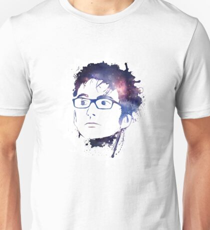 10th Doctor- David Tennant  Unisex T-Shirt