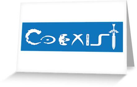 Coexist by tdjorgensen