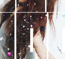 Girls' Generation TaeTiSeo (TTS) 'Dear Santa' Typo - Seohyun Sticker