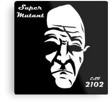 Super Mutant Metal Print