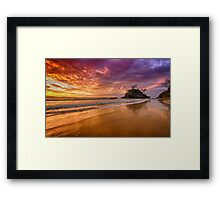 In your daydreams dreamers ... Framed Print