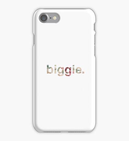 Biggie Floral iPhone Case/Skin