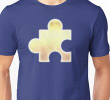 Golden Jigsaw Piece - Banjo Kazooie Unisex T-Shirt