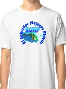 Surf El Salvador Classic T-Shirt