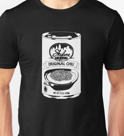 Skyline Chili Unisex T-Shirt