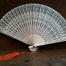Vintage Fan - Still Life by 082010