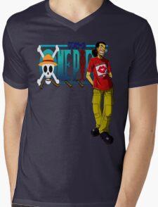 Ussop Mens V-Neck T-Shirt