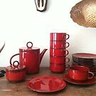 Grenada Coffee Set - Still Life by 082010