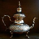 Moroccan Tea Pot - Still Life  by 082010
