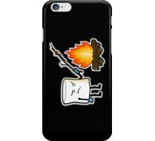 Marshmallow Revenge iPhone Case/Skin