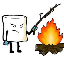 Marshmallow Revenge by Ross Fitzpatrick