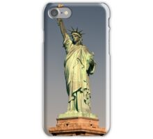 Statue Of Liberty, New York iPhone Case/Skin