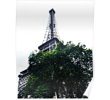 Eiffel Tower, Paris Poster