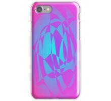 Shining Blue iPhone Case/Skin