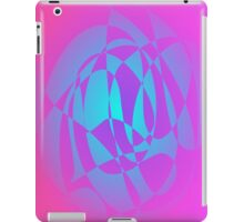 Shining Blue iPad Case/Skin