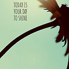 today is your day to shine by Kelly Letky