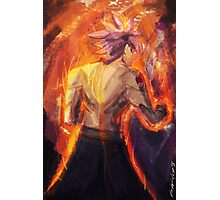 Son Of Igneel (Natsu Dragneel from Fairy Tail) Photographic Print