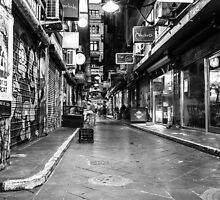 Degraves St by DQ-Images