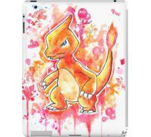 Cool Charmeleon Watercolor Tshirts + More! ' Pokemon ' Jonny2may iPad Case/Skin