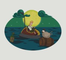 Guybrush Threepwood by billybouffant