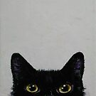 Cat Paintings by Michael Creese
