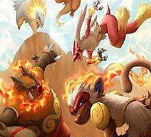 Fire Starters by warriorhel3