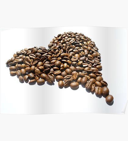 The spirit of coffee Poster