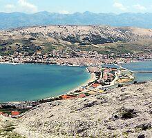 I Love Croatia: Pag, Pag Island by Michele Filoscia