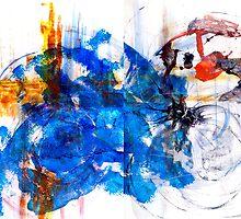 Bla-Blue-Bla-Blue-Bla by Dmitri Matkovsky